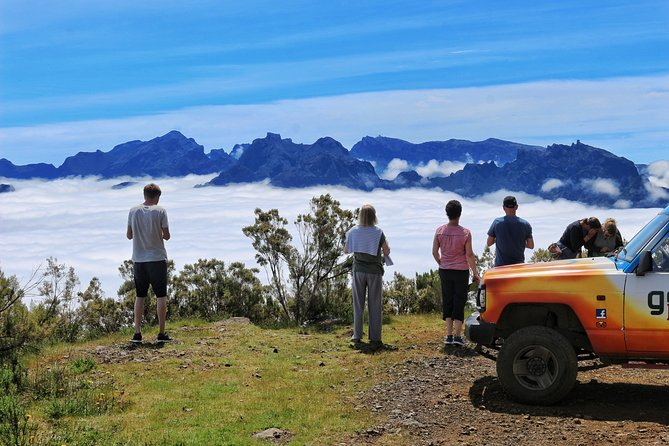 Private Small Group Full Day 4x4 Tour in Northwest Madeira