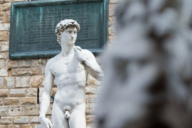 3-Hour Accademia Gallery Skip-the-Line & Florence Walking Tour