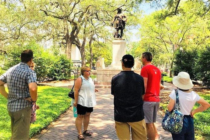 Explore Savannah History Tour (Walking Tour)