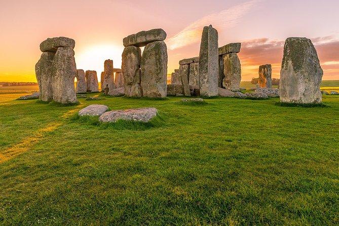 Windsor Castle, Stonehenge, Woodhenge & Old Sarum Private Tour