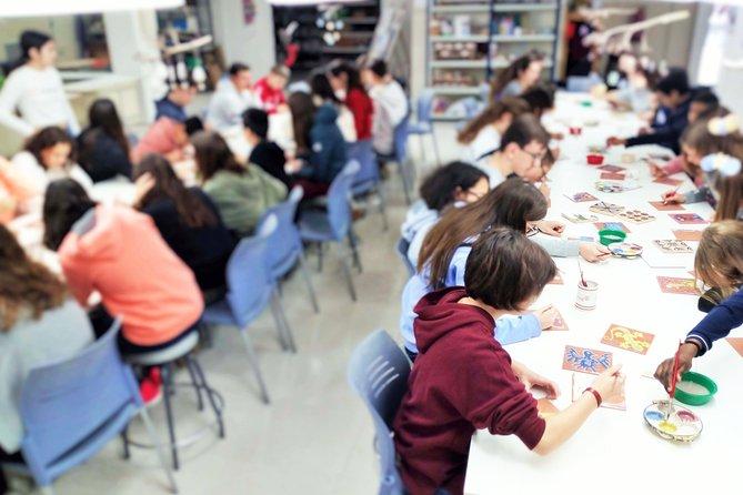 Ceramic Workshop with Visit to the Manises Ceramic Museum