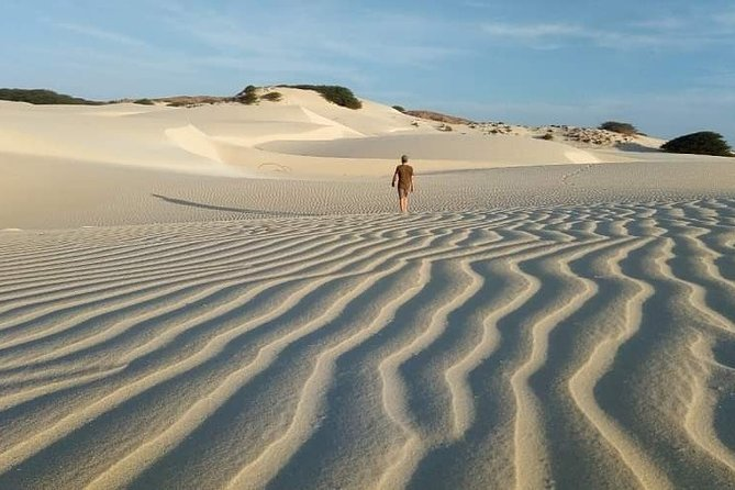 Private Tour Viana Desert, Cabo S. Maria and Sal Rei
