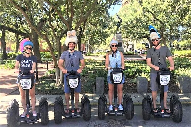 60-Minute Guided Segway History Tour of Savannah photo 1