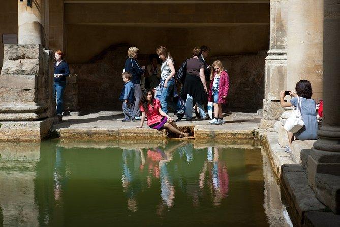 Windsor Castle, Stonehenge & Roman Baths Private Tour