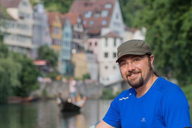 Private punting boat trip in Tübingen from the Neckar