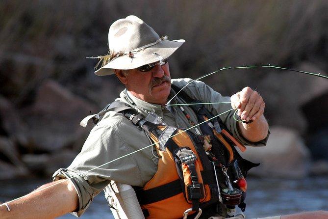 2-Day Gunnison River Gorge Float Fishing Trip