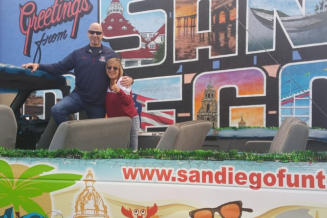 Private San Diego CITY TOUR