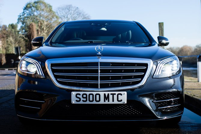 Luxury London Stansted Airport Transfer S-Class