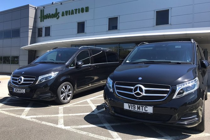 Luxury London Stansted Airport Transfer V-Class