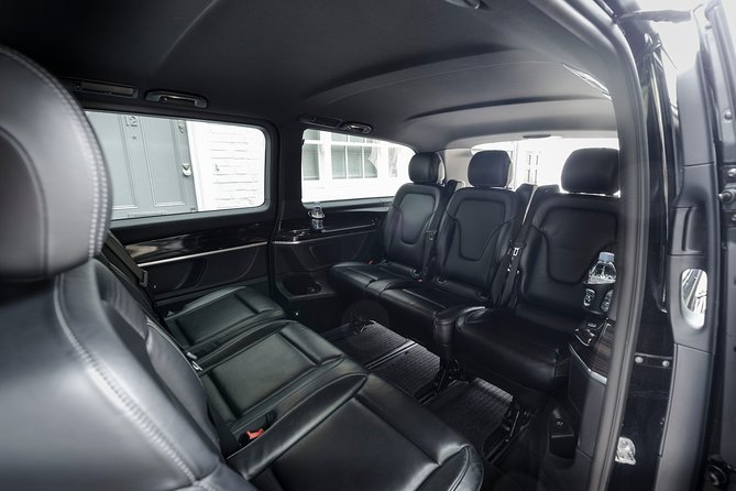 Luxury London Heathrow Airport Transfer V-Class