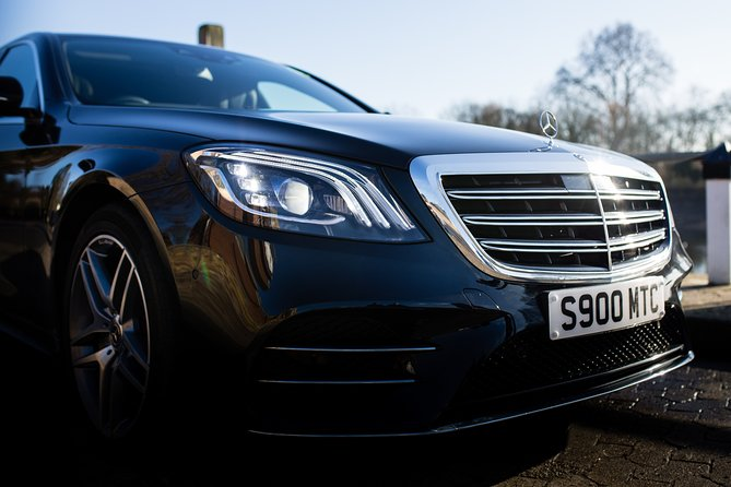 Luxury London Heathrow Airport One way Transfer S-Class