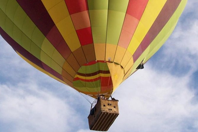 Vegas Breakfast & Wine Tasting Hot Air Balloon Ride
