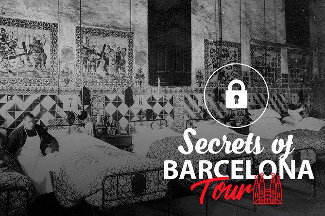The Secrets of Barcelona ( Live Virtual Tour )