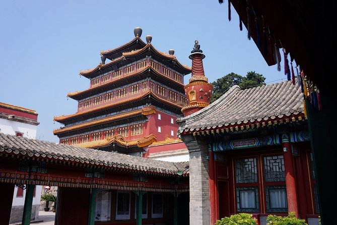 Beijing Private Day Trip to Chengde Mountain Resort and Jinshanling Great Wall