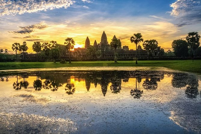 4-Day(Tour Angkor Temple Complex, Temple in the Jungle, Local people life Style)