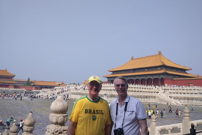 Private Day Tour to Tiananmen Square, Forbidden City & Badaling Great Wall