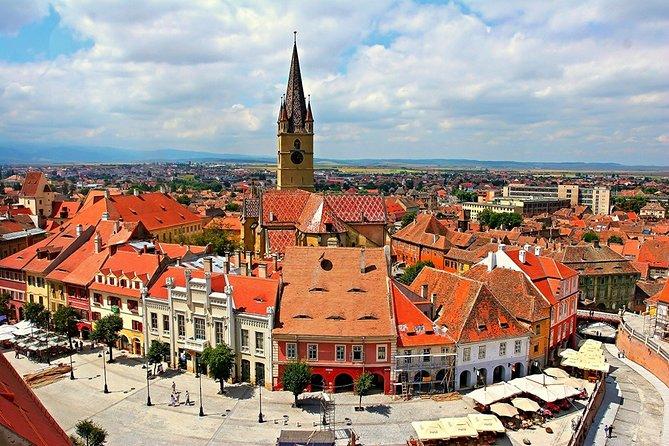 City Tour Sibiu in English