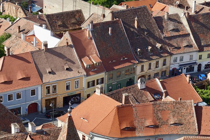 Day Tour to Sibiu and Transfagrasan Road from Brasov