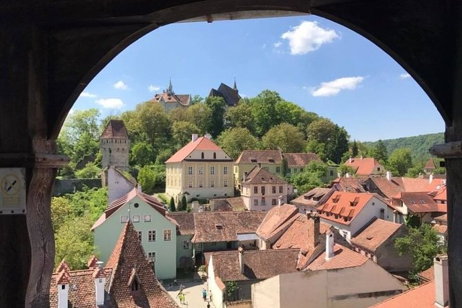 Tour to Pearl of Transylvania - Sighișoara - from Sibiu