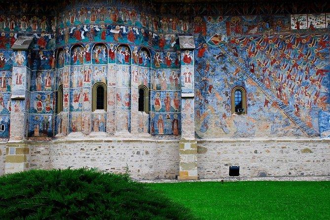 Self driving tour Transylvania and Bucovina