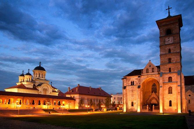 Tour to Corvin Castle in Hunedoara & Alba Iulia