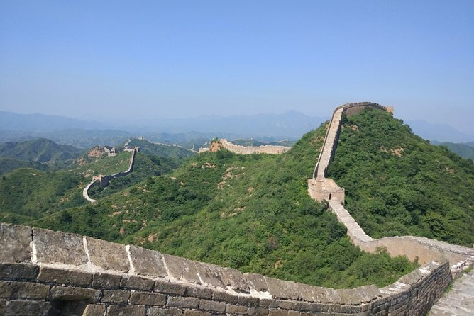 Private Round Trip Transfer Service to UNESCO site Badaling Great Wall