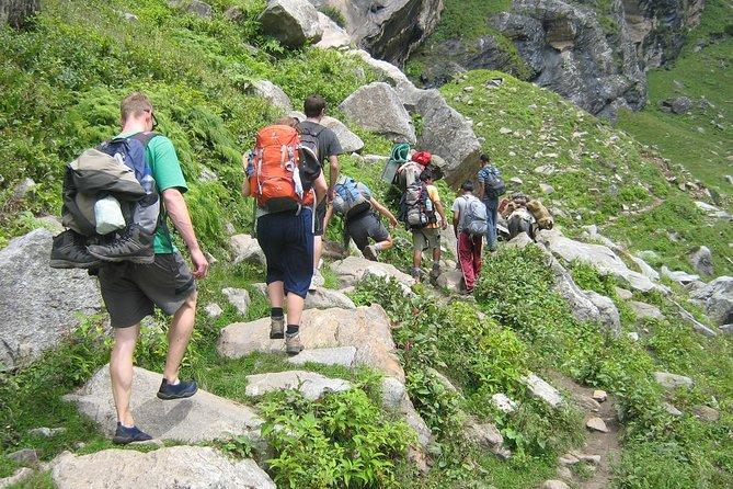 4-day Hamta Pass Private Trek in Indian Himalaya from Manali