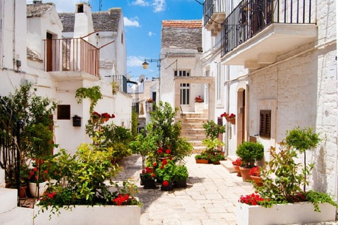 Gastronomic Tour between Trulli and Masserie