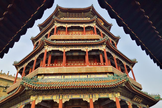 Private All-inclusive Tour to Summer Palace & Juyongguan Great Wall with Lunch