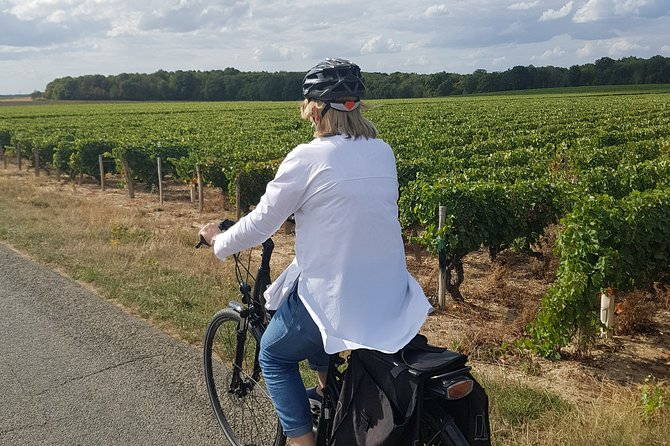 Self-ride E-bike tour to Chenonceau through the forest from Amboise