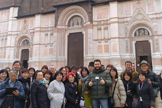 Welcome to Bologna! Private Walking Tour
