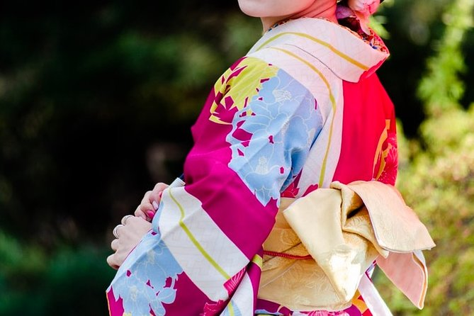 Kimono Dress Experience in Tokyo Shinjuku with Door to Door Pick Up from hotel