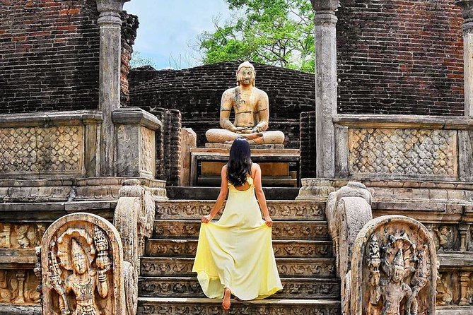 Full Day Tour to Polonnaruwa from Negombo