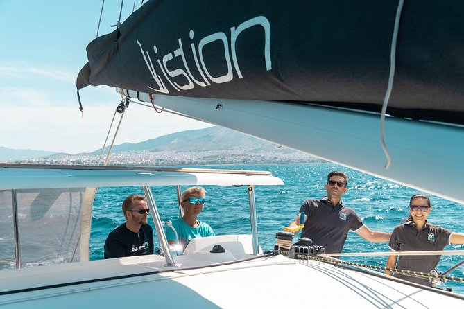 Full Day Sailing Trip in the Saronic from Athens