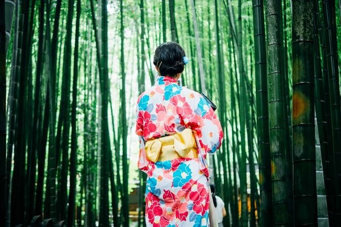 Kimono Dress Experience in Kamakura with Door to Door Pick Up from hotel