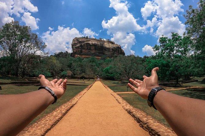 Spectacular Day Tour to Sigiriya and Dambulla