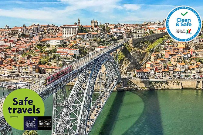 Porto Private Full Day Sightseeing Tour from Lisbon