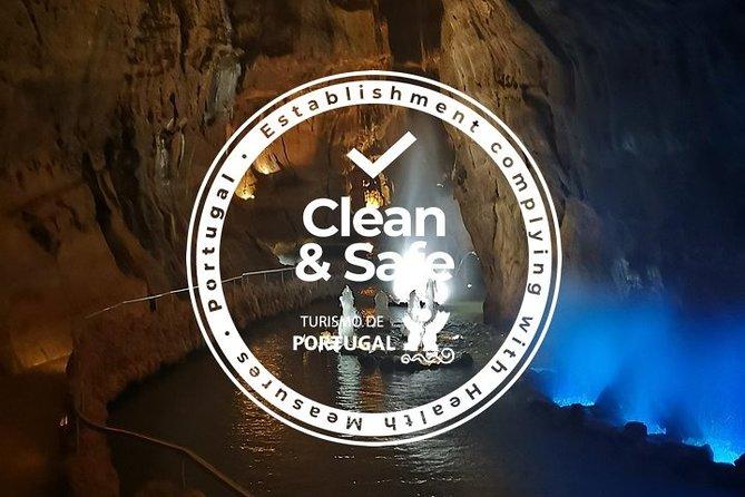 Mira de Aire Caves, Fátima, Nazaré and Óbidos - Private Tour