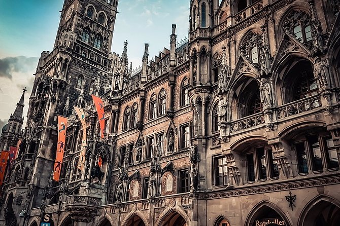 Private walking tour of Munich with official tour guide
