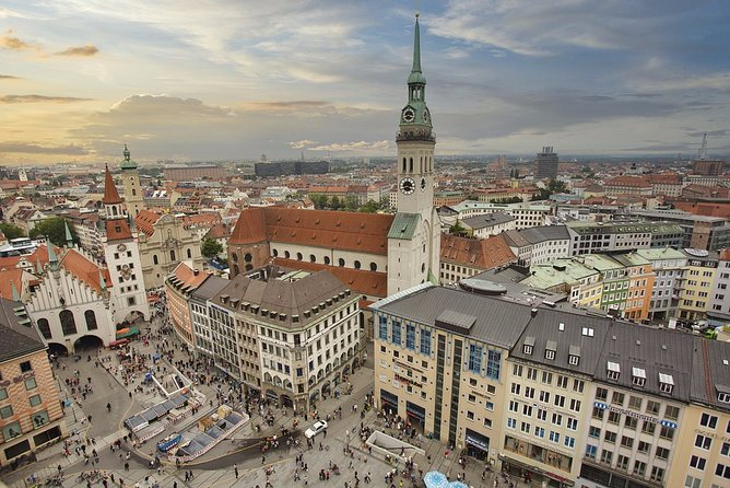 Private arrival OR departure transfer from/to Munich airport