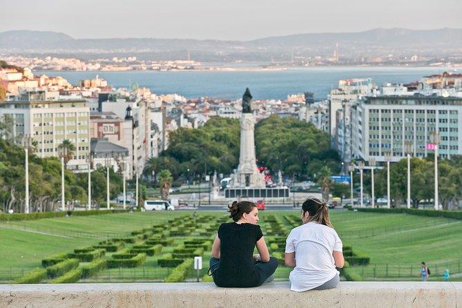 Liberdade - Lisbon Boulevard of dreams
