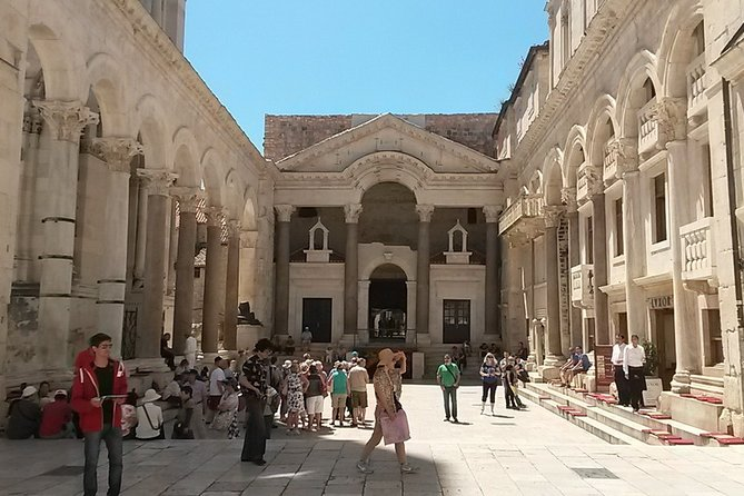 Emperor's City for History Lovers-Private Walking Tour of Split