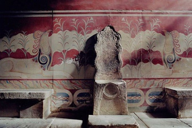 Knossos Palace & Authentic Crete with Local Experiences - VIP Private Tour