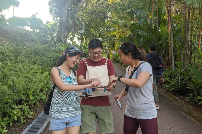 Abort the Fort - Puzzle Hunt Adventure in Singapore
