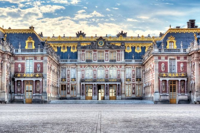Palace of Versailles Entrance Ticket