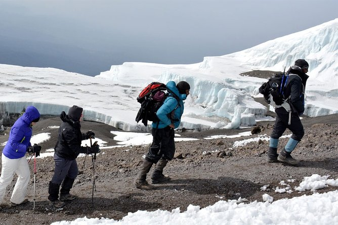Ten Days Kilimanjaro Climbing Lemosho Route