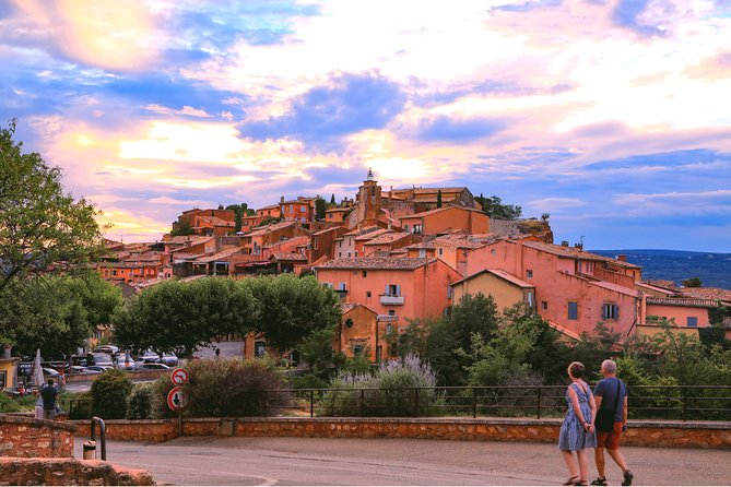 Half-Day Baux de Provence and Luberon Tour from Avignon