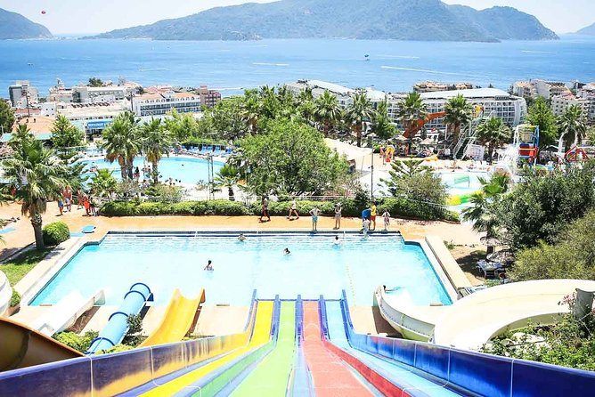Marmaris Aqua Dream Water Park Tickets with Transfer