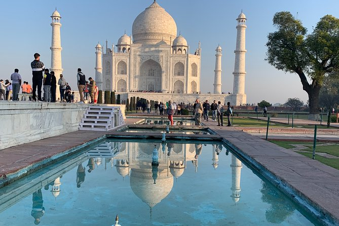 Agra Hotels Private Transfer From New Delhi Airport