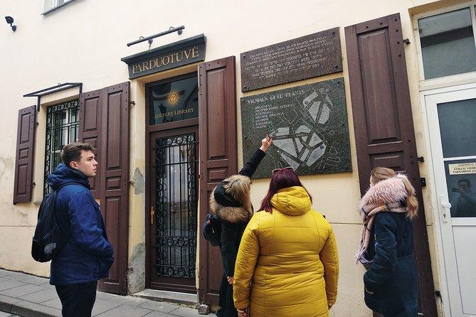 Private Jewish Vilnius Tour
